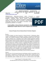Gestao Publica e Desenvolvimento Sustentavel