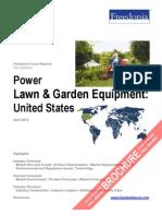 Power Lawn and Garden Equipment
