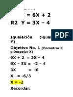Repaso Sistemas 2x2