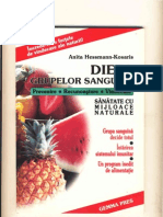 Dieta Grupelor Sanguine-Anita Hessman-Kossaris