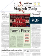 04/21/09 - The Stanford Daily [PDF]