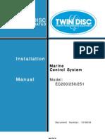 EC200 EC250 EC251 Installation 1018434_RF_0306_CD