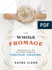The Whole Fromage by Kathe Lison - Excerpt