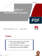 001 Principles of the WCDMA System