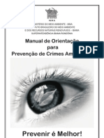 Maunal Prevencao Crimes Ambientais
