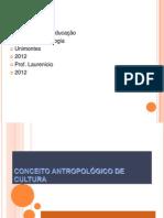 Conceito Antropologico de Cultura-1