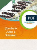 1. Comércio Justo e Solidário - Caderno