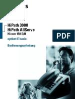 Siemens Handbuch
