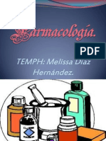 Clase de Farmacologia