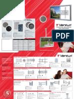 Venturi Brackets Full Range Brochure