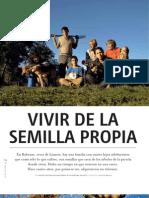 Daniela Gonzalez - Revista Paula