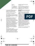 Manual Del iPaqHX2790b