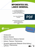 Finanzas Activo Pasivo y Patrimonio