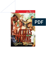 A Texas Taming - Lydia Blythe