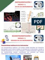 2 - BioInstrumentación I - Unidad I Errores en los Instrumentos I