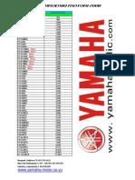 Yamaha Vanbrodski Motori