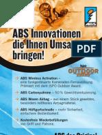 ABS Neuheiten 2009