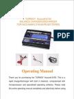 Turnigy Accucell-8150, Cargador / Balanceador / Descargador, Manual English