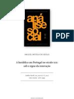 Heraldica Em Portugal