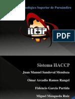 Exposicion Sistema HACCP