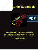 Blues Guitar Essentials