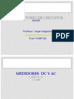 Cap 3 Medidores AC y DC