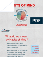 BSILI 2013 - Habits of Mind Overview