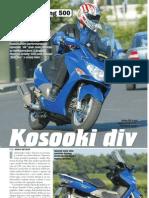 Kymco_Xciting 500 Moto Puls Test