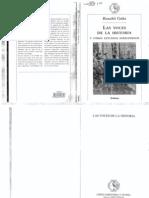 Guha LAS VOCES de LA HISTORIA y Otros Estudios Subalternos