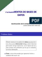 Fundamentos y Conceptos de b.d. (a)