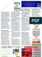 Pharmacy Daily for Tue 04 Jun 2013 - Pharmacy migration, CPExpo pics, New APC members, Board update and much more