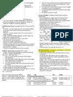 Quality Final Exam Study Guide