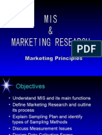 MIS&Marketing Research