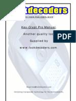 Key CryptPro Manual