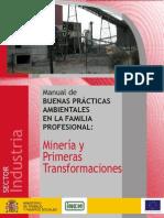 Manual de Buenas Practicas Mineria