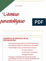 TECNICAS de Concentraci+¦n para diagn+¦stico