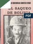 Quiroga Marcelo - El Saqueo de Bolivia