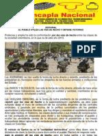 Periodico Sintraincapla Nacional Mayo 2013