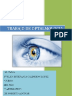 Trabajo de Oftalmologia