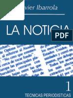 Ibarrola Javier - La Noticia