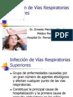 6-Infeccion de Vias Respiratoria Superiores_Dr.mendoza