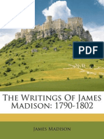 The Writings of James Madison VOL 5, Gaillard Hunt (1906)