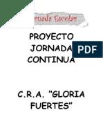 Proyecto Jornada Continua