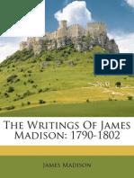 The Writings of James Madison VOL 8, Gaillard Hunt (1906)