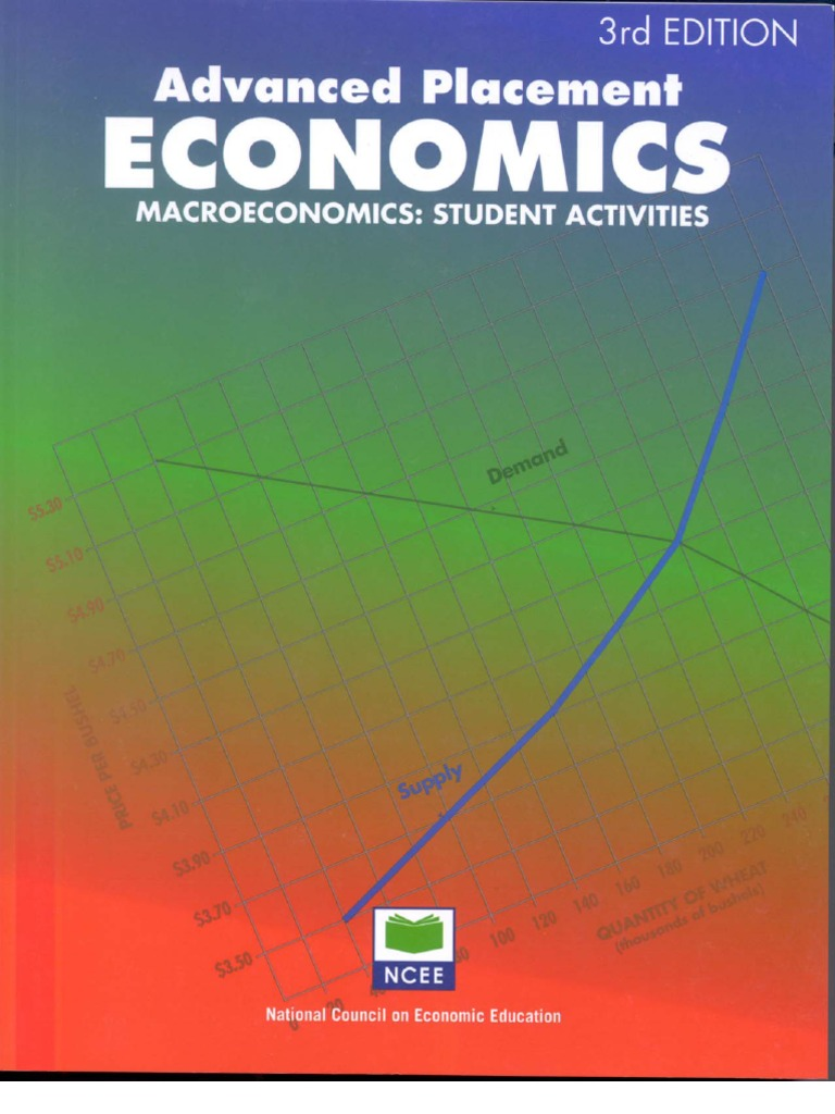 AP Macro Workbook | Supply And Demand | Supply (Economics)