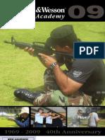 2009 Academy Brochure
