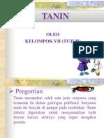 Ppt Fix Tanin