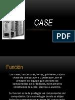 CASE, Mantenimiento de PC
