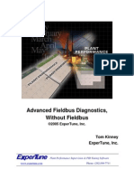 Advanced Fieldbus Diagnostics Without Fieldbus