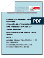 Proyecto de Aprendizaje David TEJAMANil Banco Imprimir